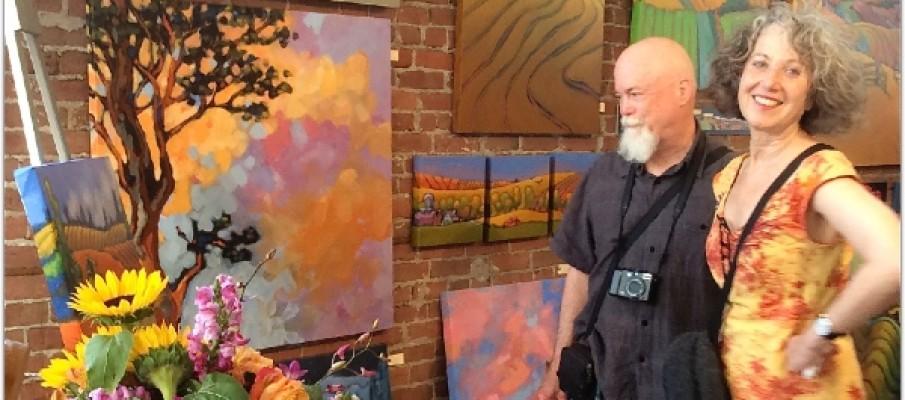 First Saturday Gallery Walk - Port Townsend, WA