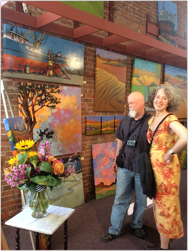 First Saturday Gallery Walk - Port Townsend, WA