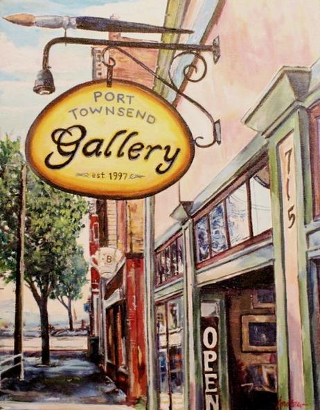 Port Townsend Gallery, Port Townsend, WA