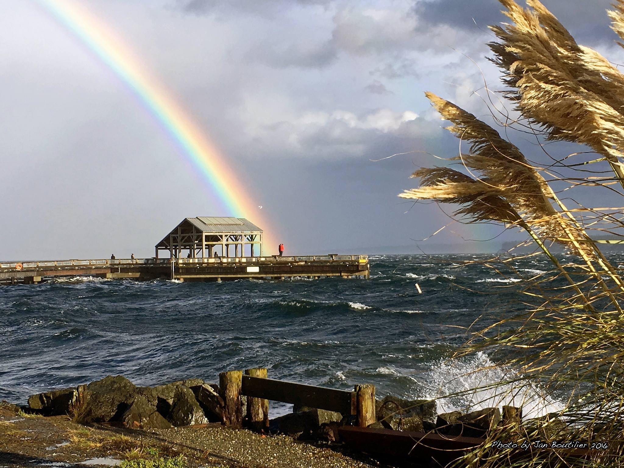 Storm Port Townsend 10/15/16, Photo by Jan Klockers Boutilier