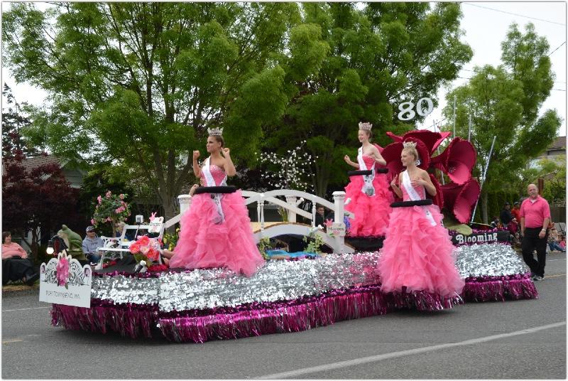 Rhododendron Festival 2015