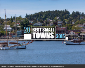 Smithsonian - Port Townsend voted No. 6 of 20 Best Small Towns in America