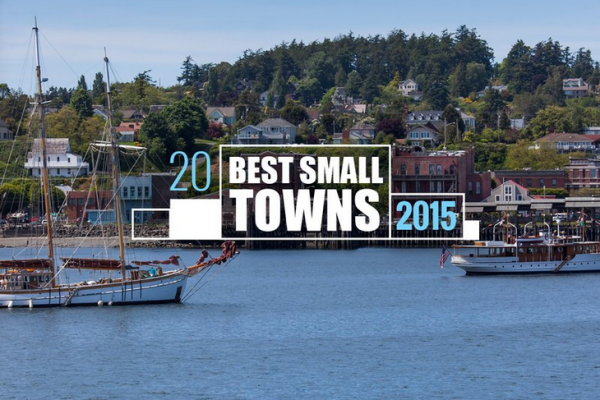 "Port Townsend Voted One of ""Best Small Towns"" in America"
