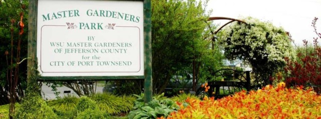 Today's Discovery – Master Gardener's Park, Port Townsend