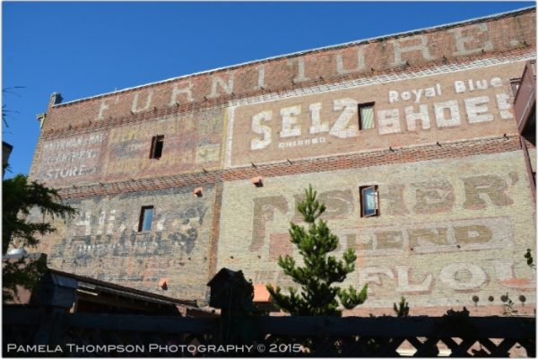 Historic Water Street Building, Port Townsend, WA