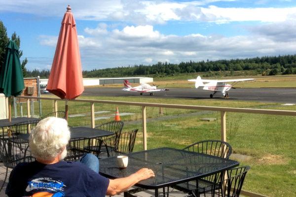 Jefferson County Washington International Airport