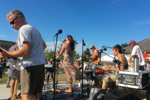 Concerts on the Dock - Uncle Funk