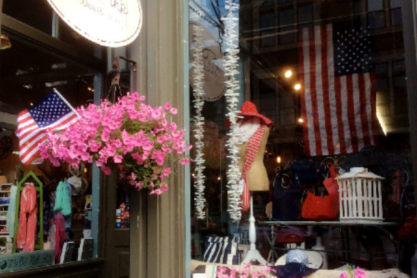 Tickled Pink - Port Townsend WA
