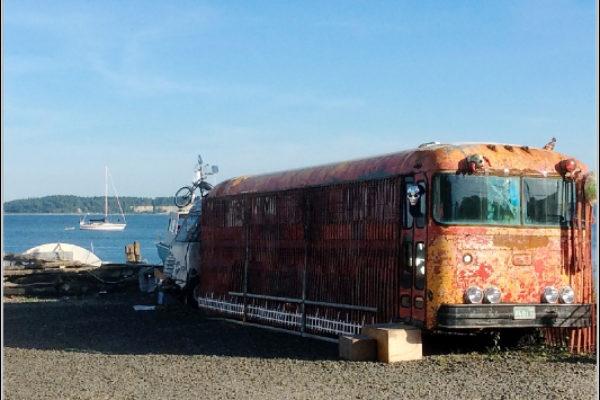 Artsy Bus