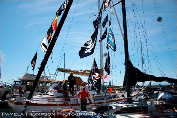Pirates in Port Townsend, Port Townsend, WA