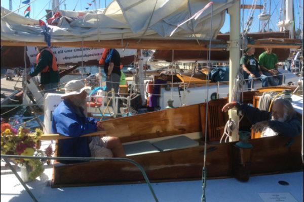 Wooden Boat Festival 2016
