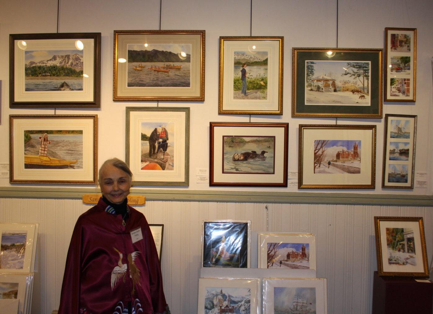 Artist, Sandra-Smith Poling