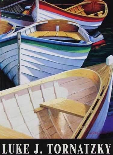 Luke J. Tornatzky's Water Street Gallery