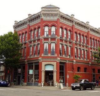 The Waterstreet Hotel, Port Townsend, WA